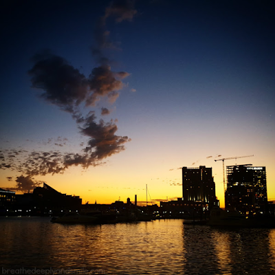 baltimore-inner-harbor-sunrise
