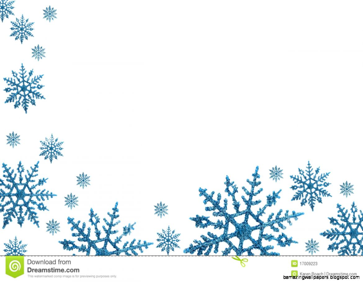 Winter Borders Clipart   Clipart Kid