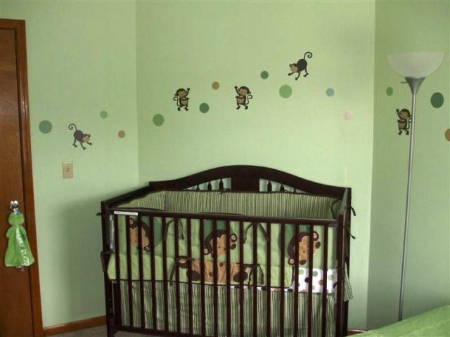 Wall paint color for baby boy room - Room decoration for baby boy ...