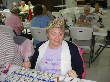 Bingo Queen 2/22/17
