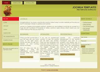 online magazine joomla templates