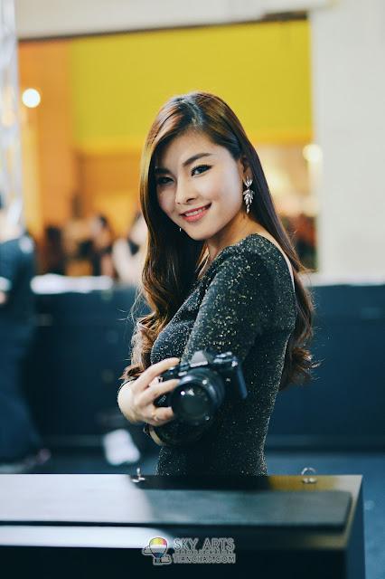 Olympus Model @ Kuala Lumpur Photography Festival 2015