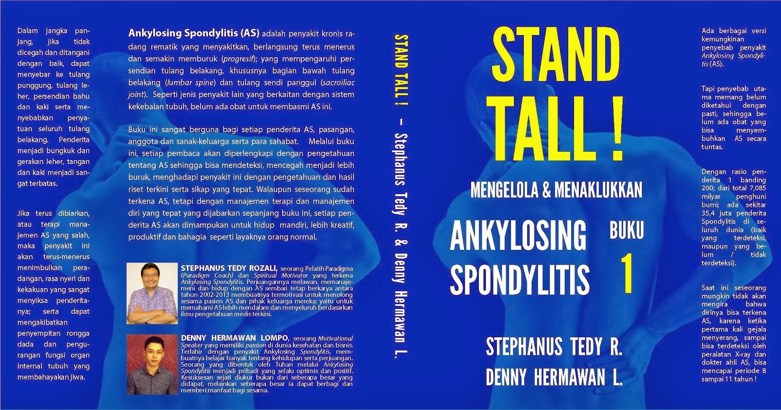 STAND TALL Jilid -1