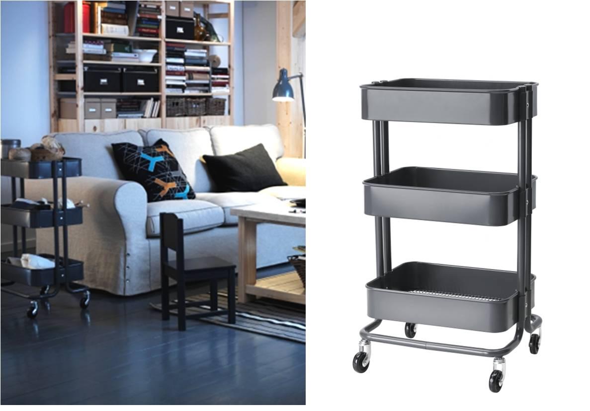 Keukentrolley Te Koop : Nieuw bij IKEA! Een superleuke keukentrolley. Hij is er in twee