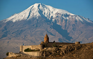 Travel to ancient Armenia!