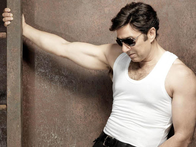 Beautiful And Smart Sunny Deol HD Wallpaper