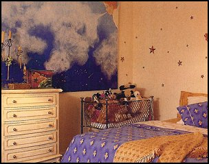 Decorating theme bedrooms - Maries Manor: celestial - moon - stars ...
