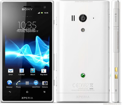 Review Sony Xperia Acro S