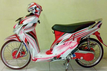 Yamaha Mio : Thai Look