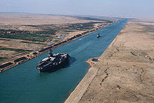 SUEZ CANAL (EGYPT)