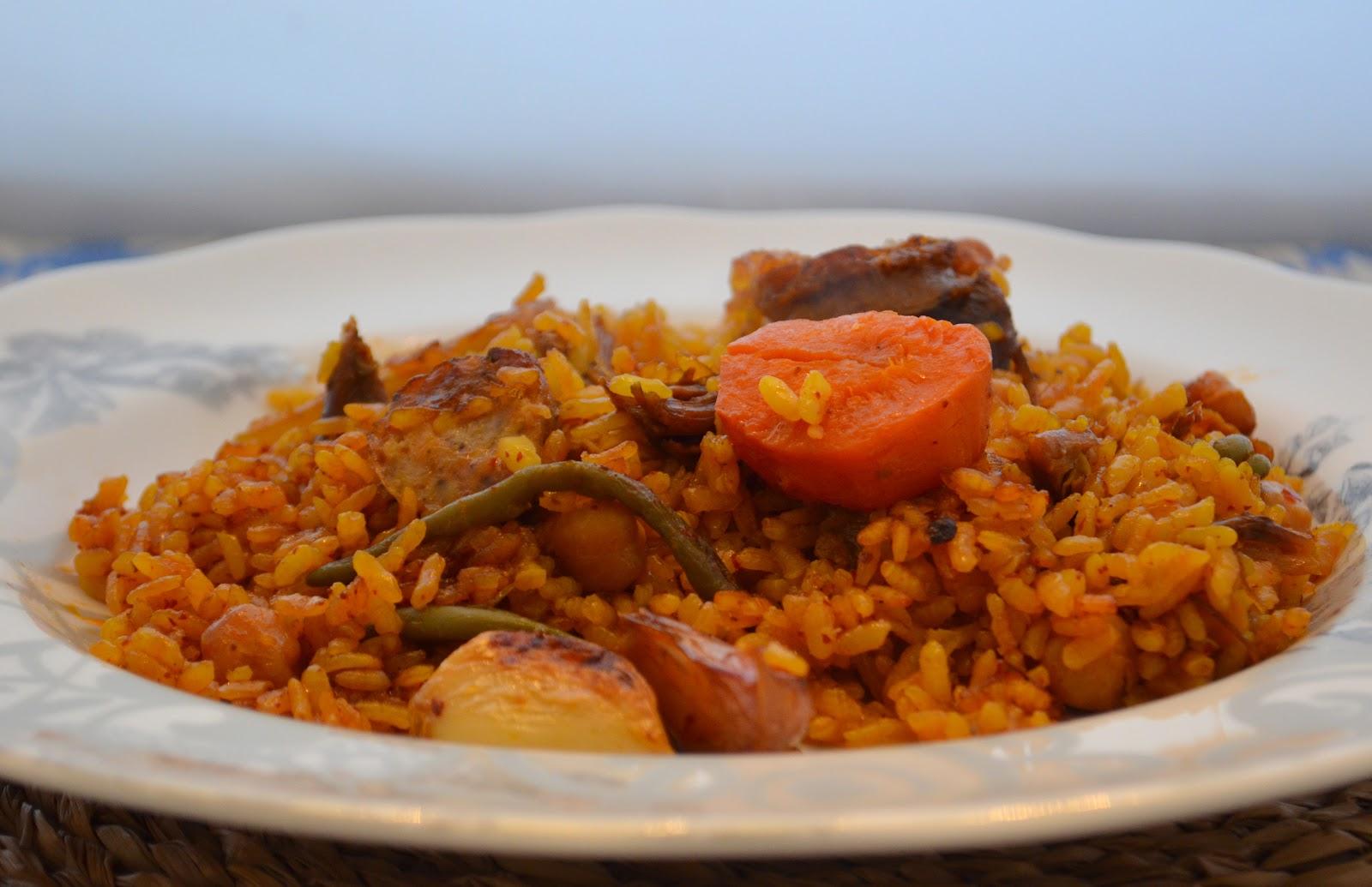 Cocinar con c arroz al horno de cocido for Cocinar con horno de vapor