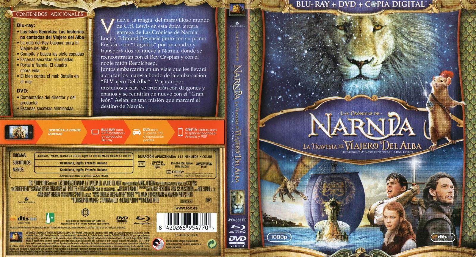80+ [ De Bso Las Cronicas De Narnia La Travesia Del Viajero Del Alba ] - Las Crnicas De Narnia ...