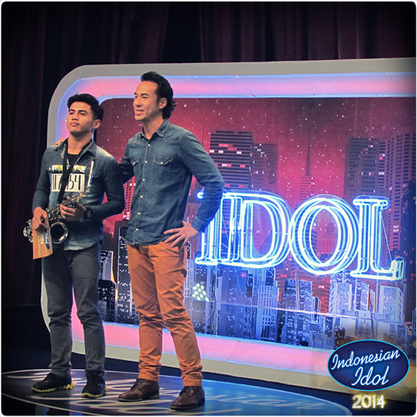 Foto Ubay Indonesian Idol 2014