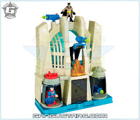 Imaginext DC Super Friends Hall of Justice Fisher-Price dc comics