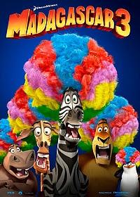 Assistir Madagascar 3 Online