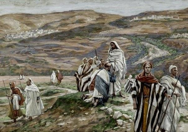 Resultado de imagen de MARCOS 6, 7-13