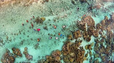 Hasil karya fotografi terindah yang berhasil dijepret Drone