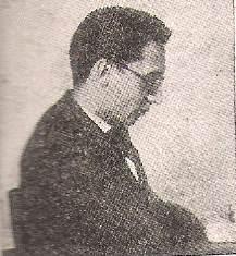 El ajedrecista Julio Ganzo Mediavilla