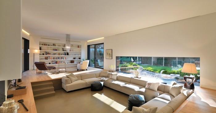 Casas minimalistas y modernas casa minimalista en sassuolo for Idee casa minimalista