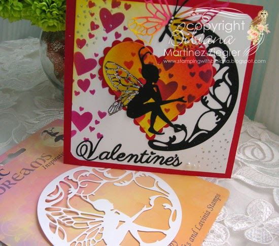 lavinia's alura die for valentine's supplies