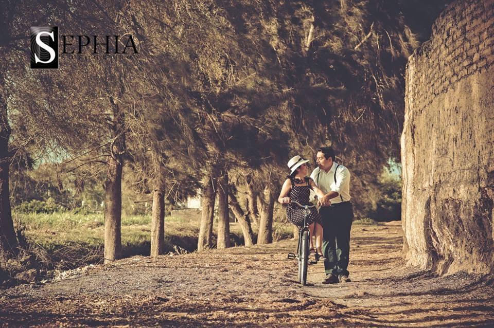 """""""Pre Boda Jeaneth y Jaino"""" para Sephia Fotógrafos"""