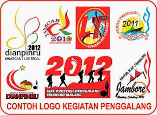 Contoh Logo Aktivitas Penggalang