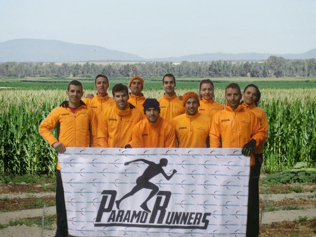 Equipo Paramo Runners