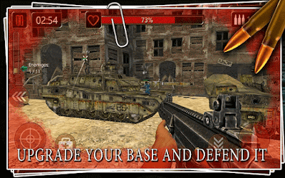 Battlefield WW2 Combat mod apk