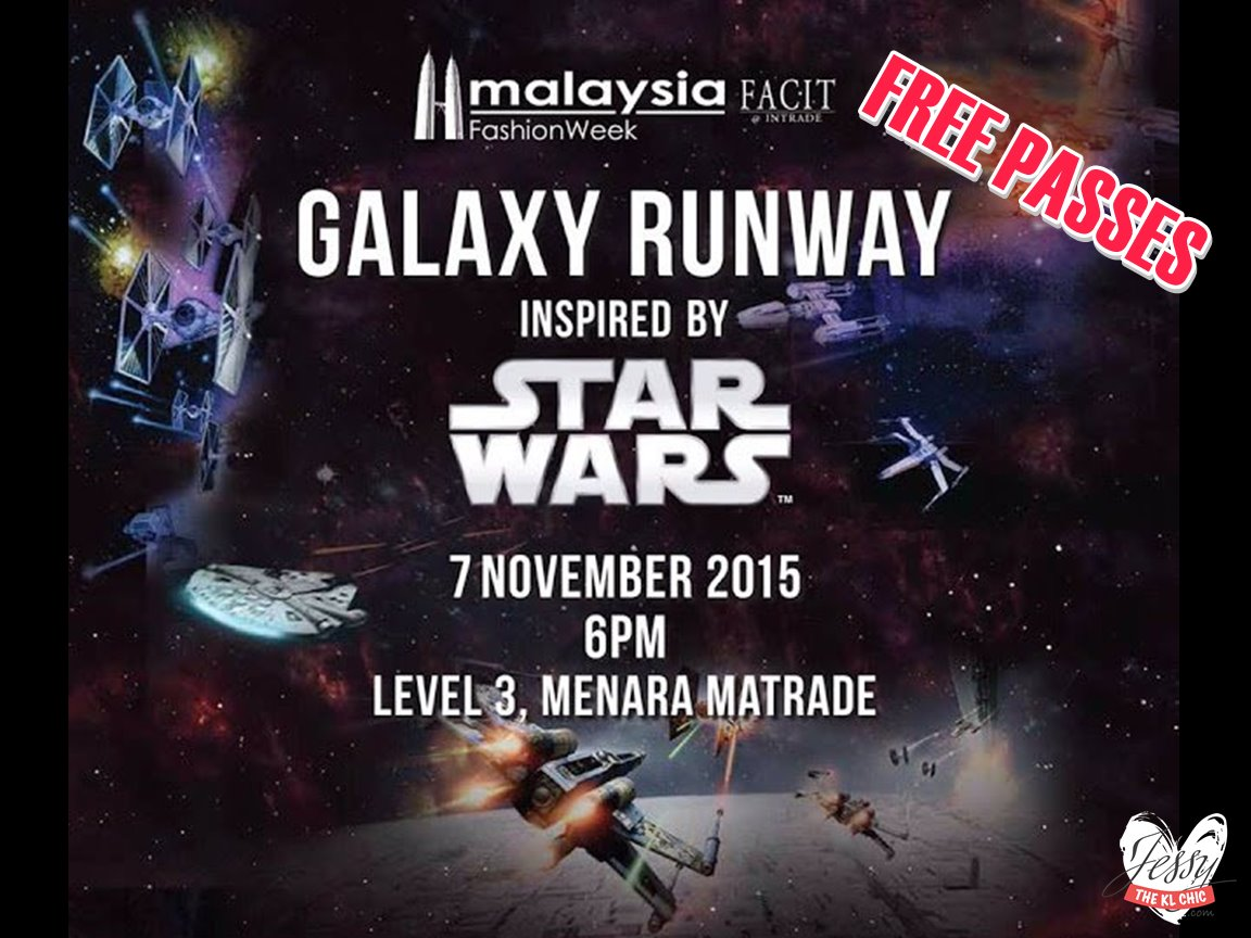 Fashion: How To Get Passes to Malaysia Fashion Week 2015 (MYFW2015)