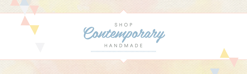 Shop Contemporary Handmade