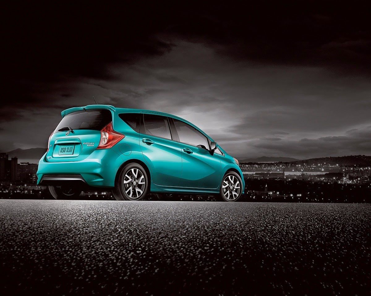 2015 nissan versa note 40 mpg fuel efficiency car. Black Bedroom Furniture Sets. Home Design Ideas