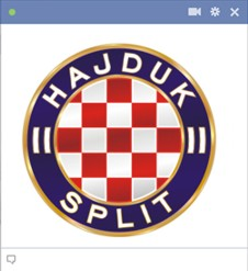 hajduk split emoticon Kode Emoticon Chat Facebook Klub (Team) Sepakbola