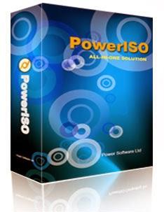 Download Power Iso v5.8 untuk Bakar File Lebih Cepat