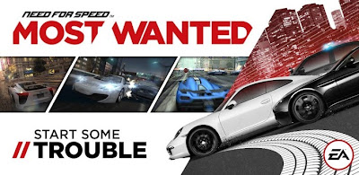 Need for Speed Most Wanted v1.0.47 Full Version ( Apk + Data ) Download