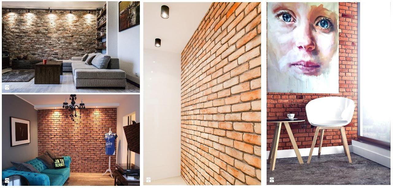 cegła na ścinę to doskonały materiał wykończeniowy, sprawdza się idealnie w stylu skandynawskim i loftowym