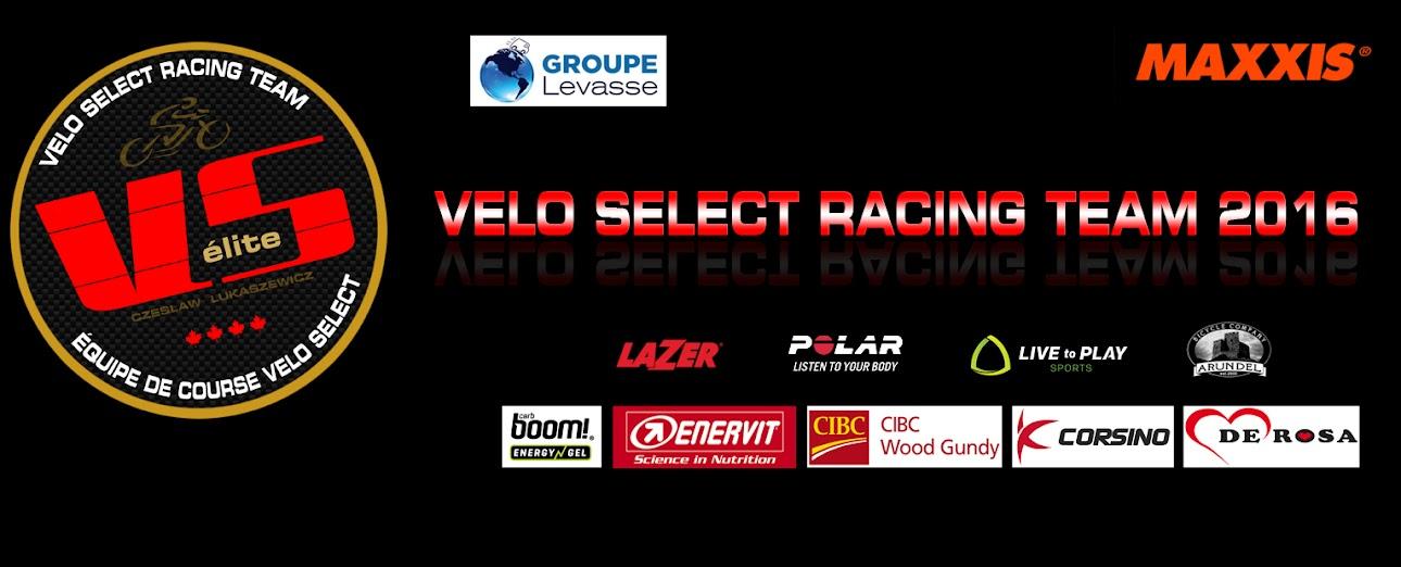 VELOSELECT RACING TEAM  2016