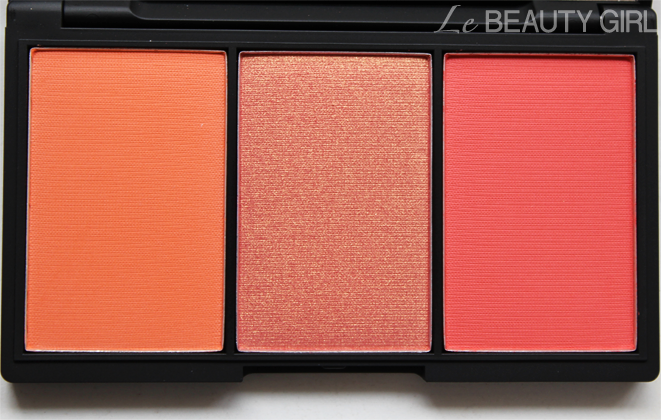 Sleek Blush By 3 Blush Palette, 10