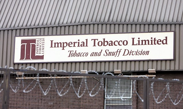 British cigarette companies