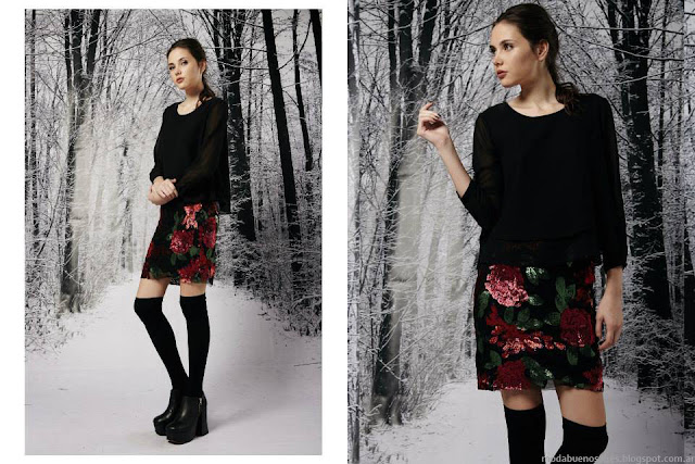Faldas invierno 2015 Penny Love.