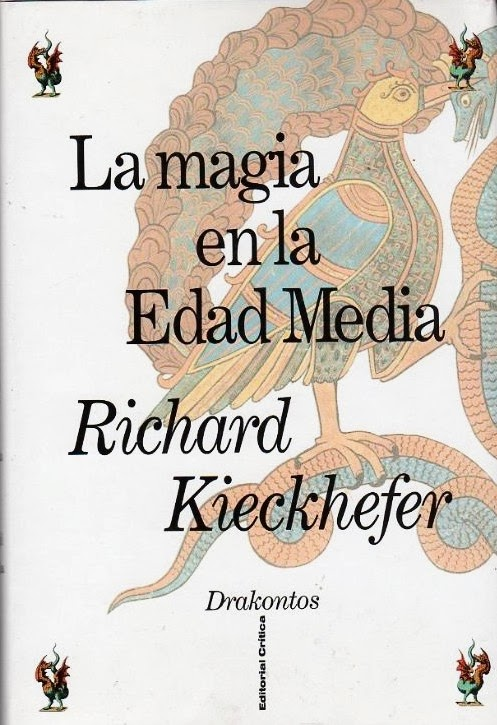 La Magia en la Edad Media de Richard Kieckhefer