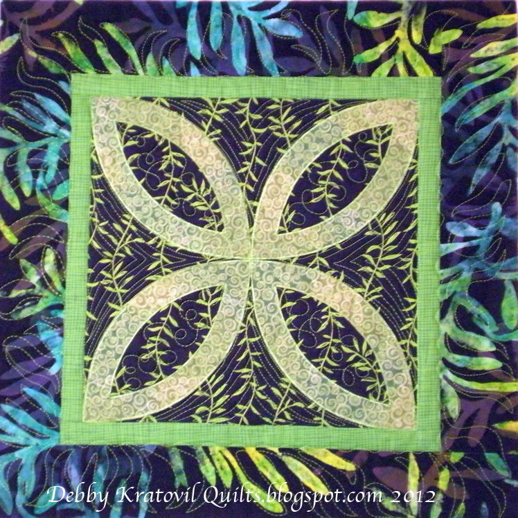 Debby Kratovil Quilts Fall Leafs Me Happy Blog Hop