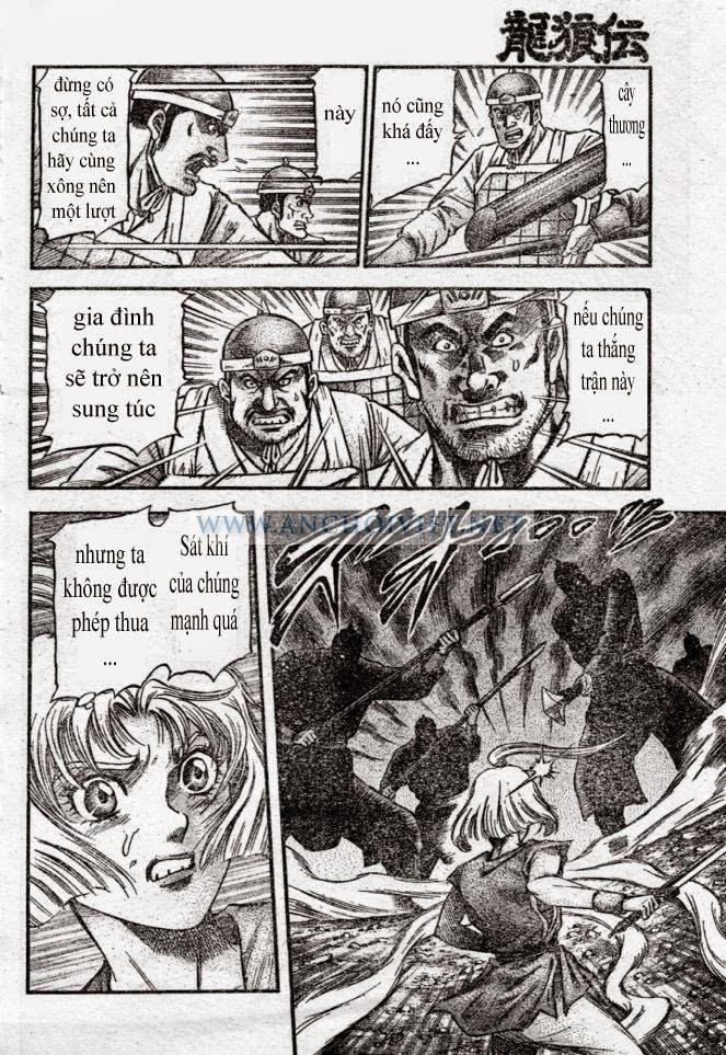 Chú Bé Rồng - Ryuuroden chap 159 - Trang 26