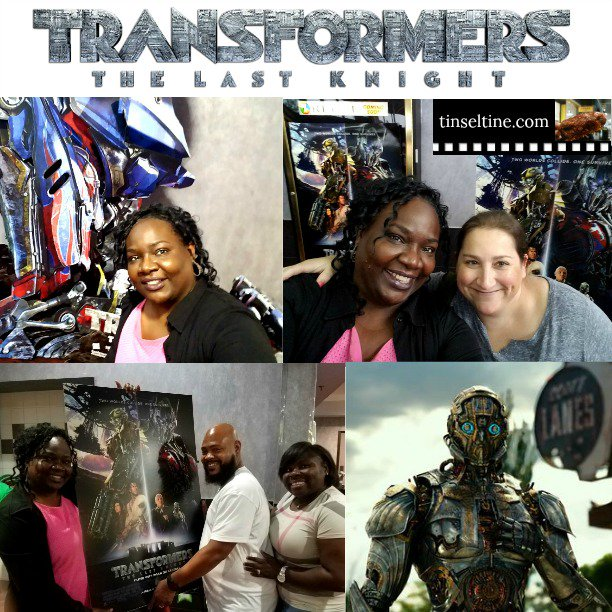 TRANSFORMERS:THE LAST KNIGHT