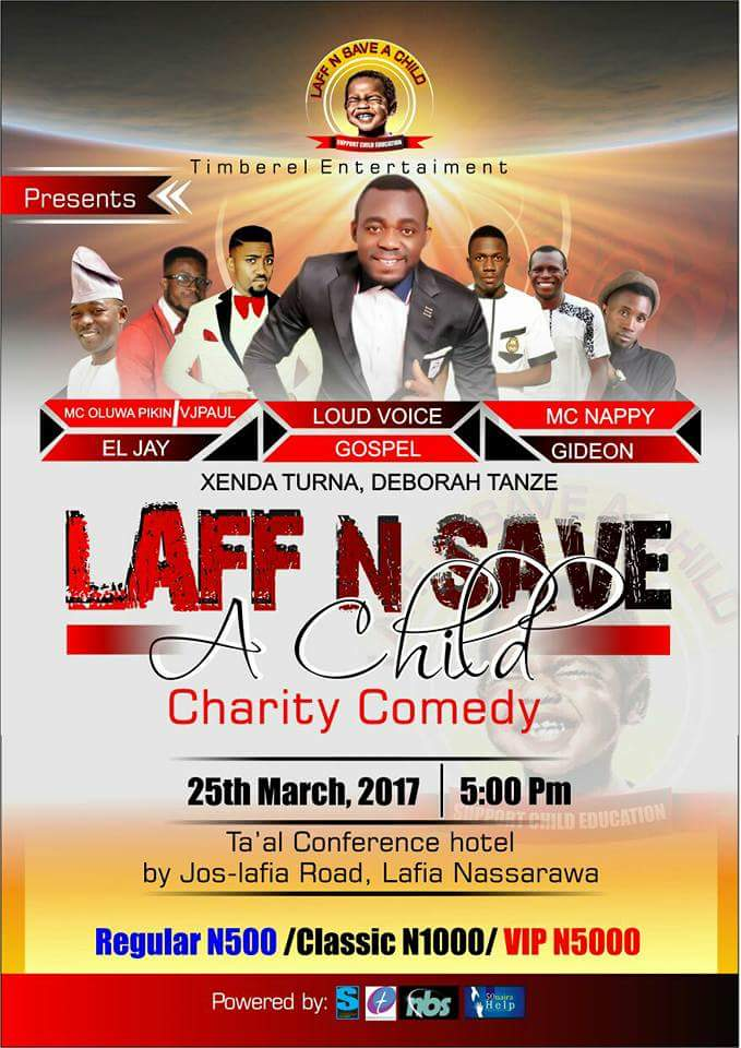 Laff 'n' Save a Child
