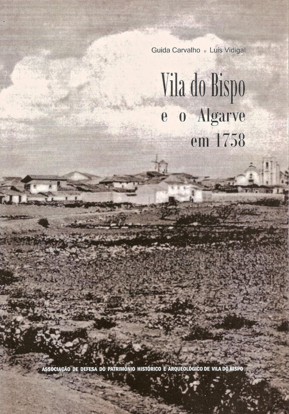 Vila do Bispo e o Algarve em 1758