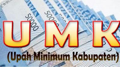 UMK 2016 Terbaru Seluruh Indonesia