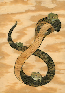 snake fight dissertation