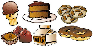 imagens para decoupage de pães e bolos