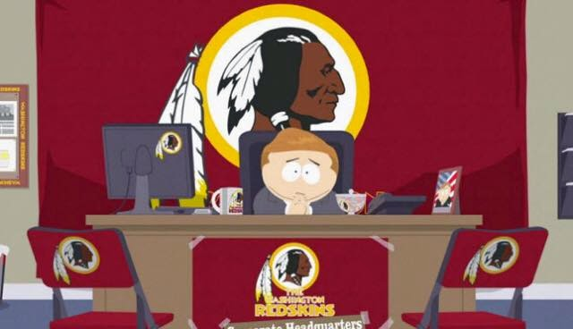 #Cartman Owns #Redskins
