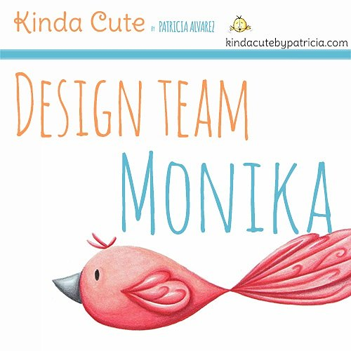Proud to design for Kinda Cute by Patricia